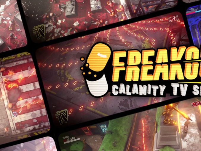 Release - Freakout: Calamity TV Show