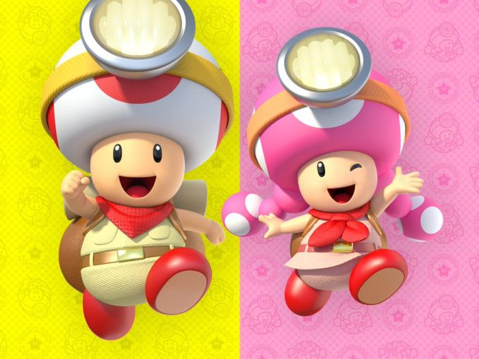News - Free Captain Toad: Treasure Tracker Update Available