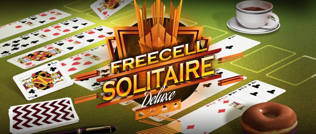Freecell Solitaire Deluxe