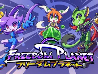 Release - Freedom Planet