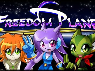 Freedom Planet Launch Date Announcement Trailer