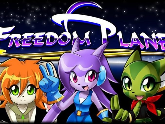 News - Freedom Planet release aankondigings trailer