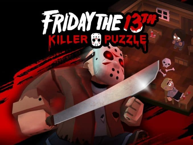 Release - Friday the 13th: Killer Puzzle