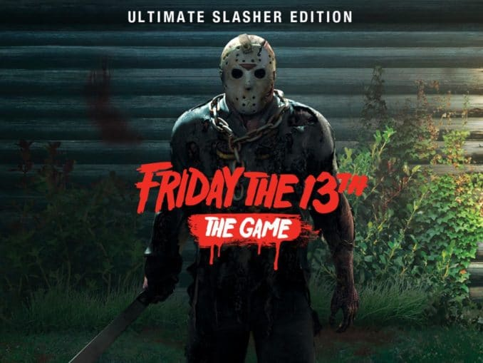 Release - Friday the 13th: The Game Ultimate Slasher Edition