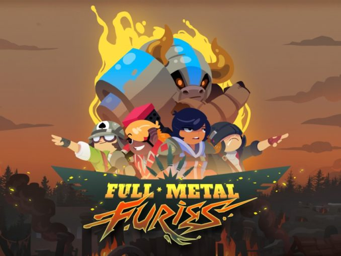 Release - Full Metal Furies