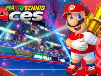 Volledige patch notities Mario Tennis Aces versie 2.0.0