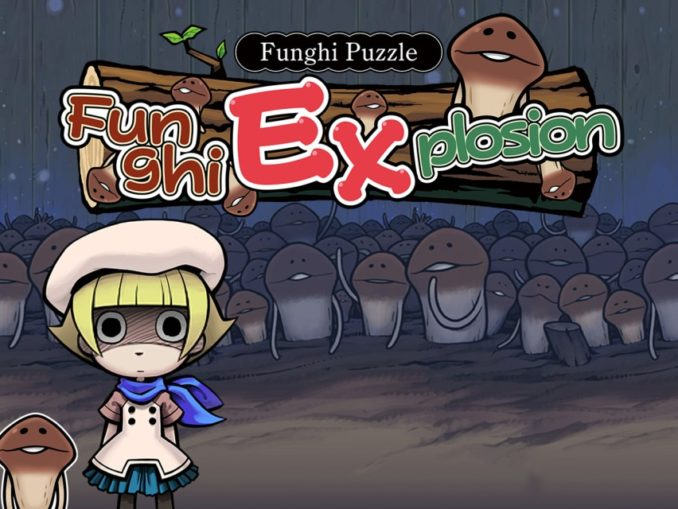 Release - Funghi Puzzle Funghi Explosion
