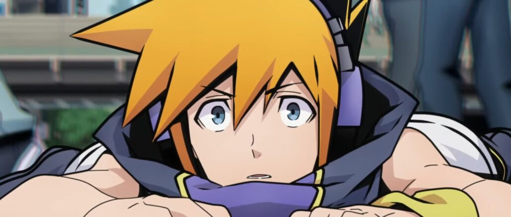 Funimation – The World Ends With You – Animatie in 2021