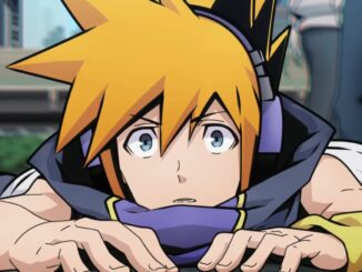 Funimation – The World Ends With You – Animation in 2021