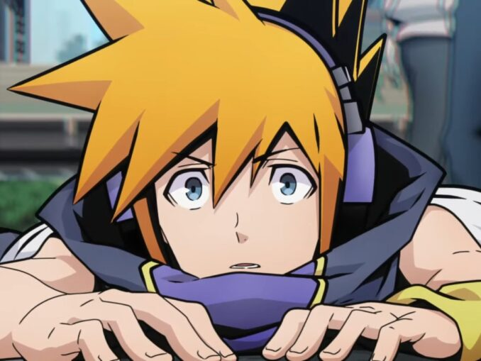Nieuws - Funimation – The World Ends With You – Animatie in 2021