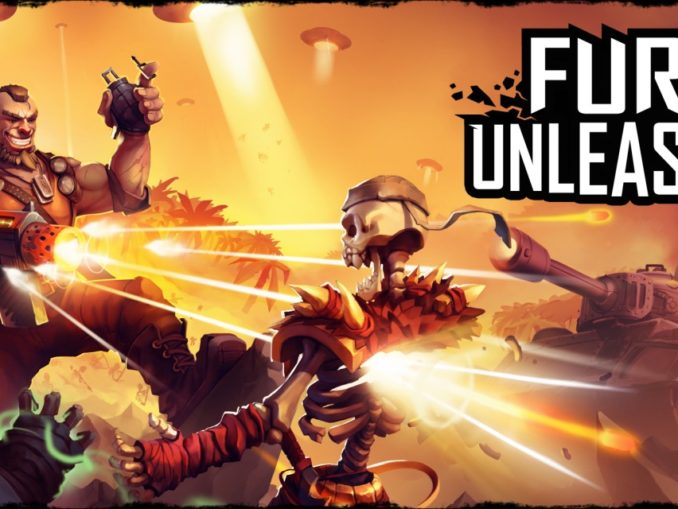 Release - Fury Unleashed