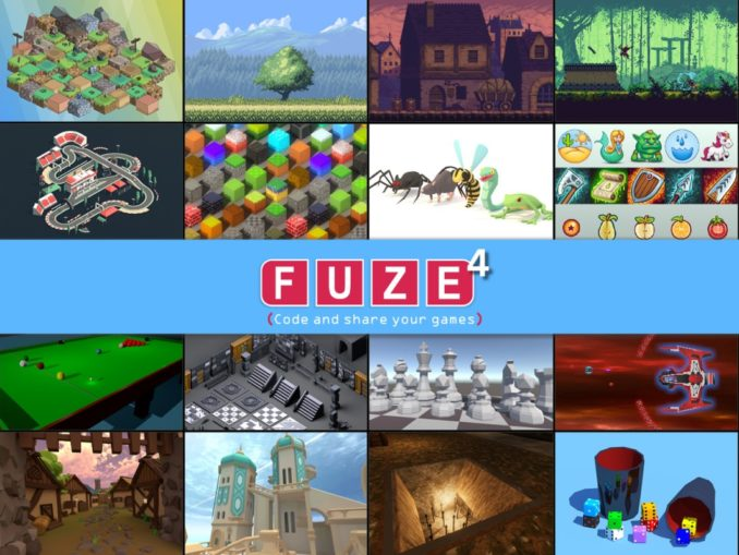 Release - FUZE4 Nintendo Switch