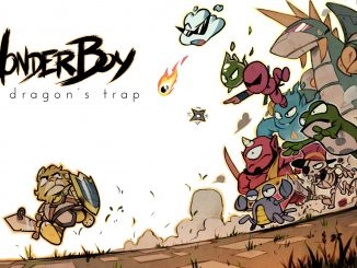 Fysieke versie Wonder Boy: The Dragon's Trap op 13 februari