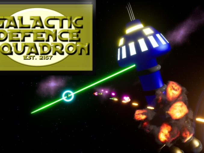 Release - Galactic Defence Squadron