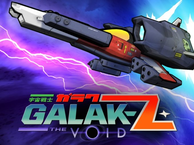 Release - GALAK-Z: The Void: Deluxe Edition