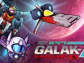 Release - GALAK-Z: Variant S