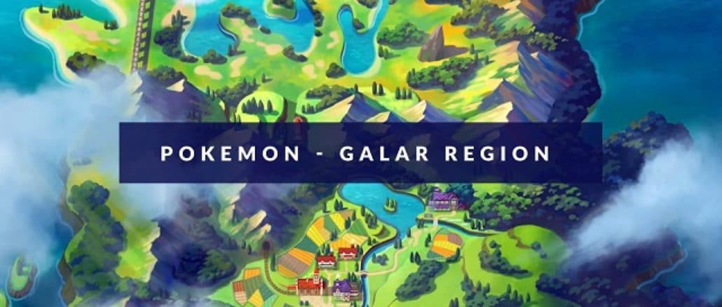 Galar Beginnings – online competitie voor Pokemon Sword en Shield start 6 December