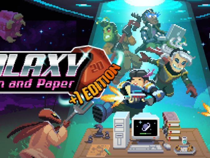 Release - Galaxy of Pen & Paper +1 Edition