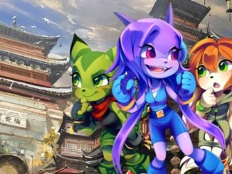 GalaxyTrail – Freedom Planet komt!