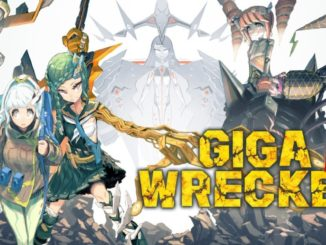 Game Freak's Giga Wrecker Alt Launch Trailer