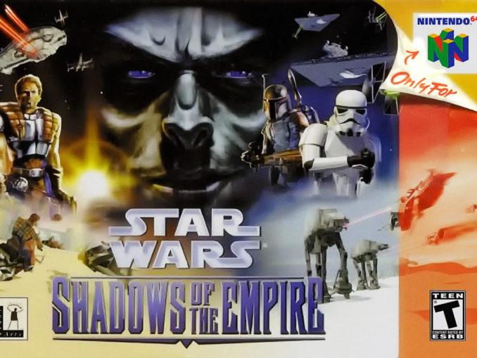 Nieuws - Game Informer Shadows Of The Empire Interview