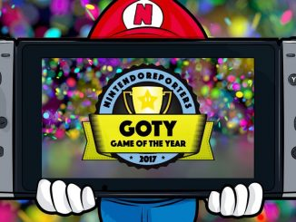 Nieuws - Game of the Year 2018 – Stemmen!