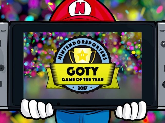 Enquete - Game of the Year – 2017