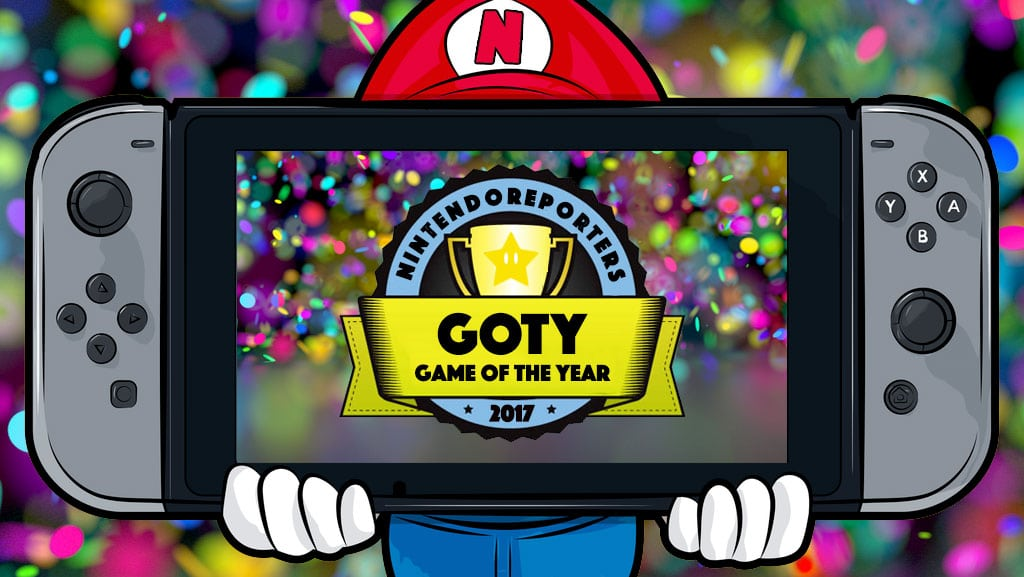 Winners NintendoReporters Game of the Year 2017 – Public Award