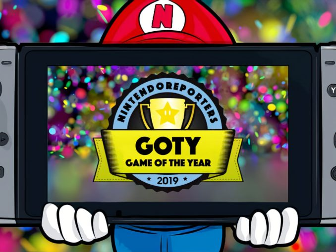 Enquete - Game of the Year – 2019