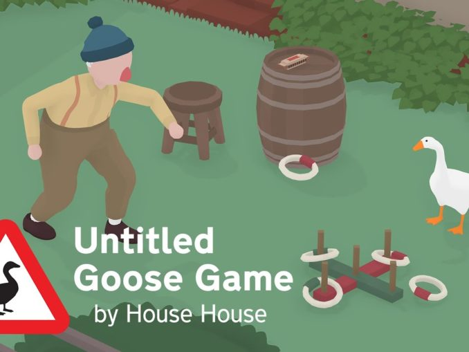 Nieuws - Game Of The Year – Australische Game Developer Awards 2019 – Untitled Goose Game
