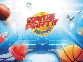 Release - GAME PARTY CHAMPIONS