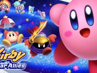 Gameplay beelden Kirby Star Allies