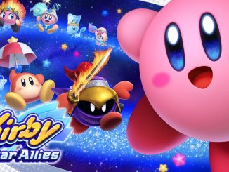 News - Gameplay footage Kirby Star Allies