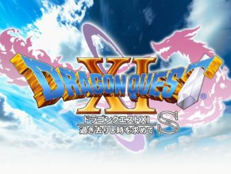 Gameplay Dragon Quest XI S, scenarios bevestigd