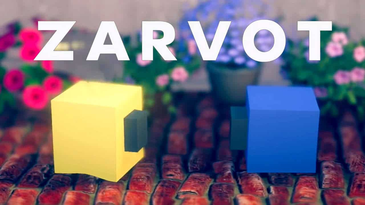 Gameplay footage Zarvot
