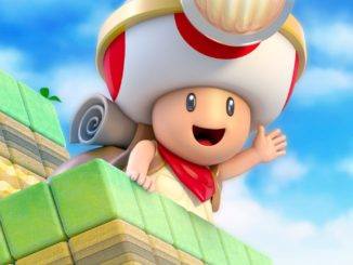 Gameplay trailer Captain Toad: Treasure Tracker