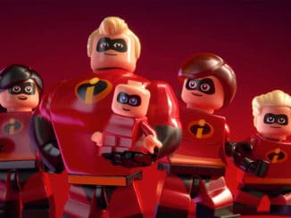 Gameplay trailer LEGO The Incredibles
