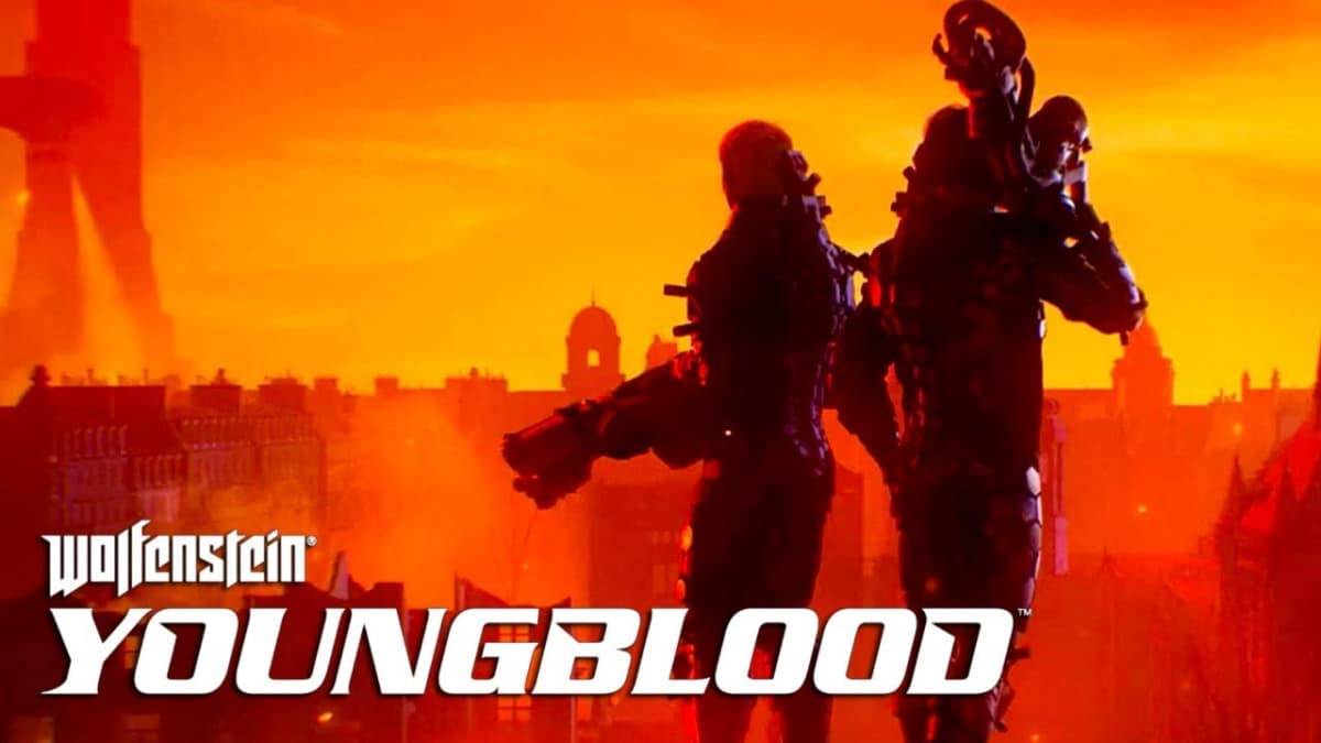 GameStop lists Wolfenstein YoungBlood and Dragon Quest Heroes 1 & 2