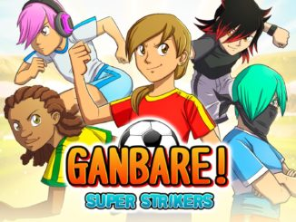 Release - Ganbare! Super Strikers