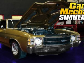 Release - Garage Mechanic Simulator