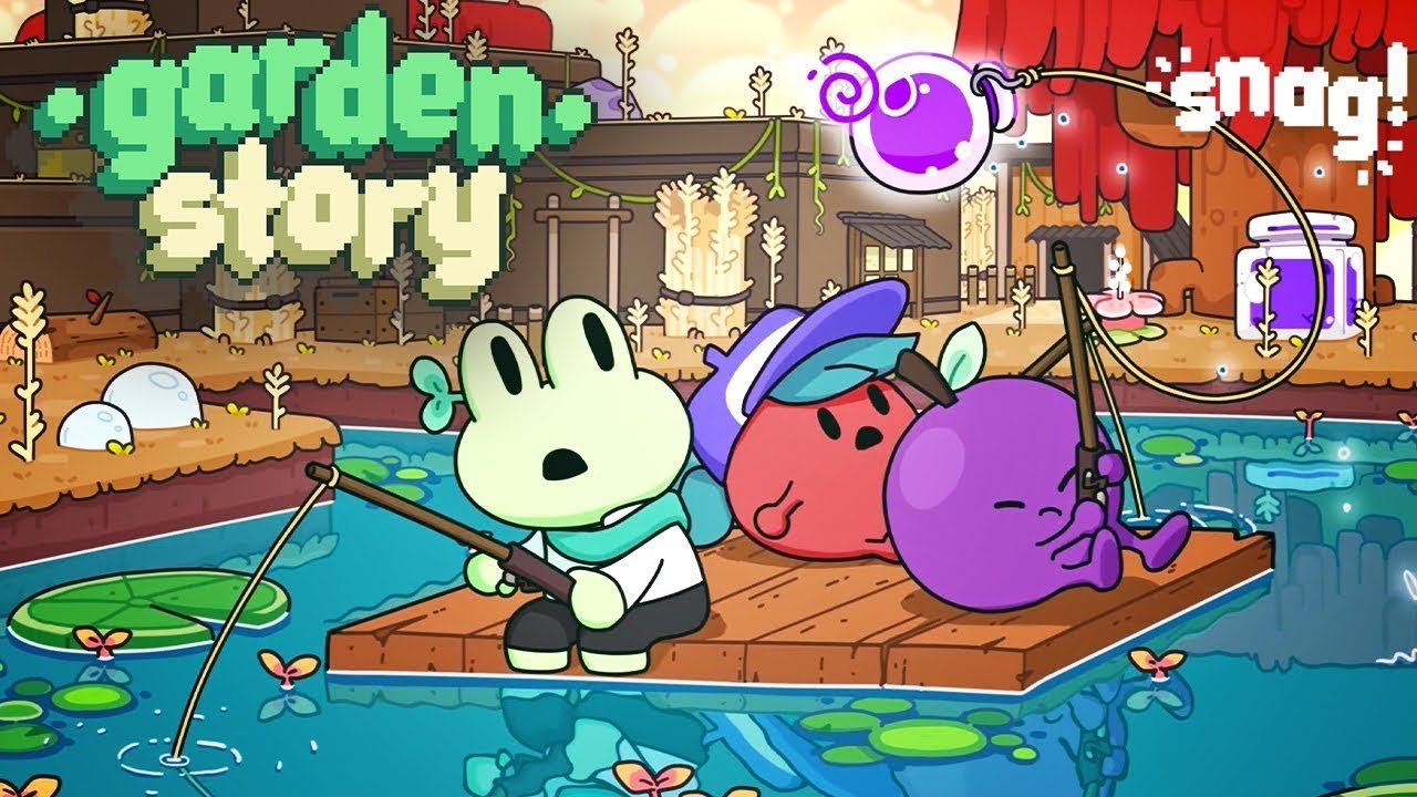Garden Story Launches 2021