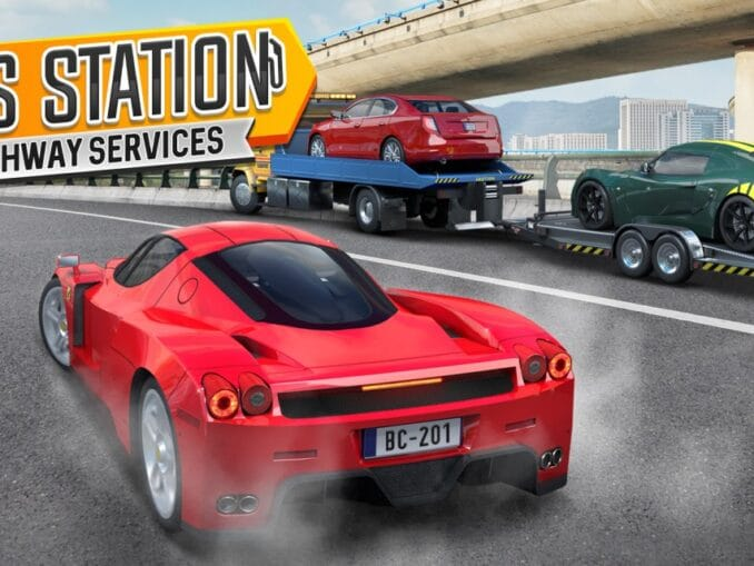 Release - Gas Station: Highway Services