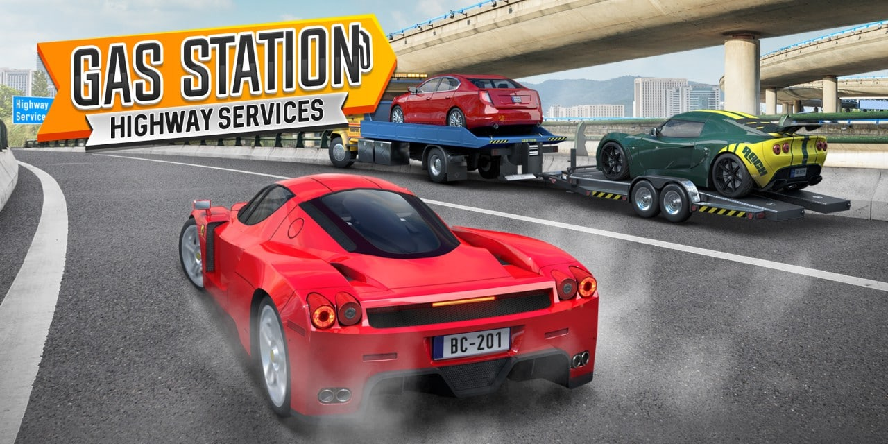 Gas Station: Highway Services