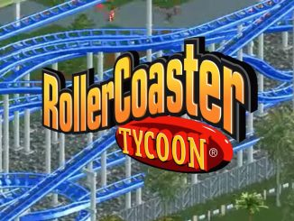 GDC 2018: Off-screen Roller Coaster Tycoon footage