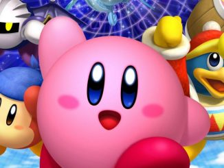 Animated trailer Kirby Star Allies shows strength of friendship