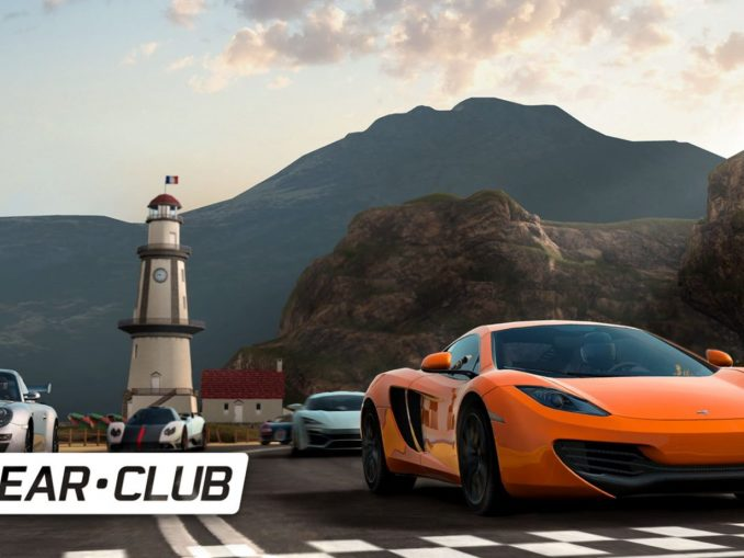 Nieuws - Gear.Club Unlimited Trailer