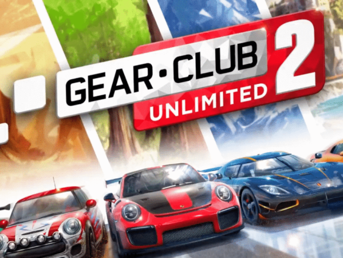 News - Gear.Club Unlimited 2 – LaunchTrailer