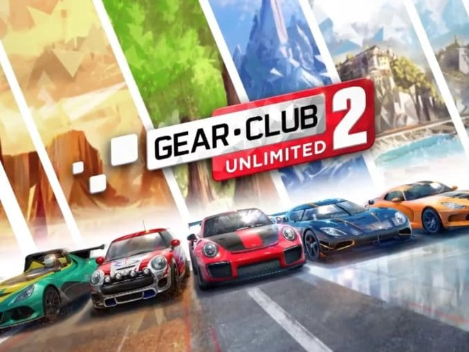 News - Gear.Club Unlimited 2 Updated to 1.4.0, DLC coming June 20th