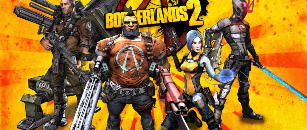 Gearbox teasing Borderlands 2
