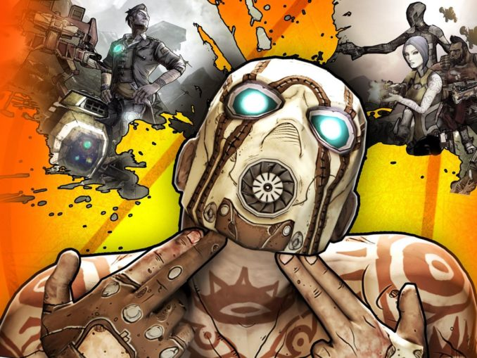 News - Gearbox's Randy Pitchford – I would love to see Borderlandshappen